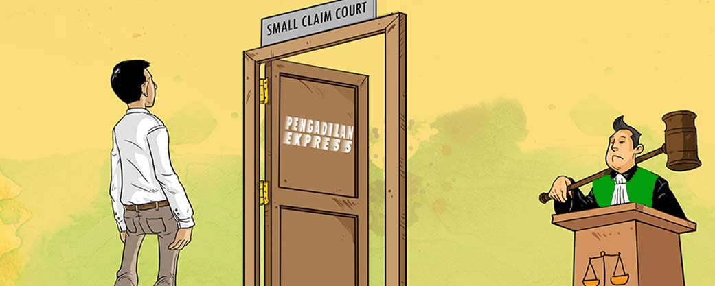 SMALL CLAIM COURT